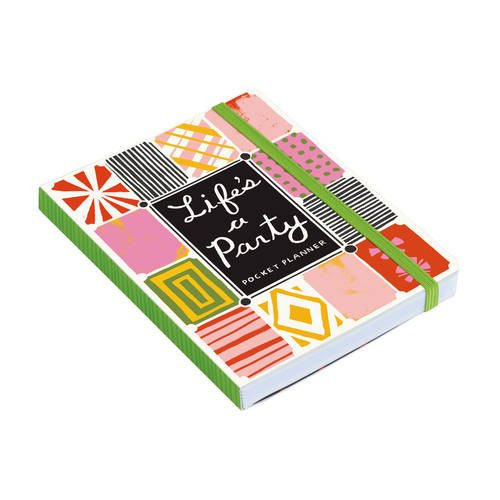 9780735336346: Life's a Party Pocket Planner
