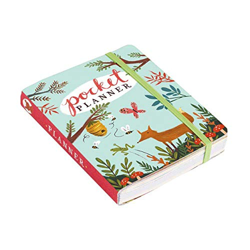 9780735336353: Forest Friends Pocket Planner