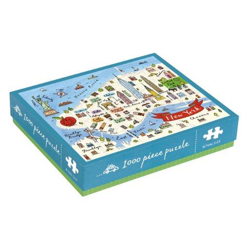 9780735336360: New York City 1000 Piece Puzzle