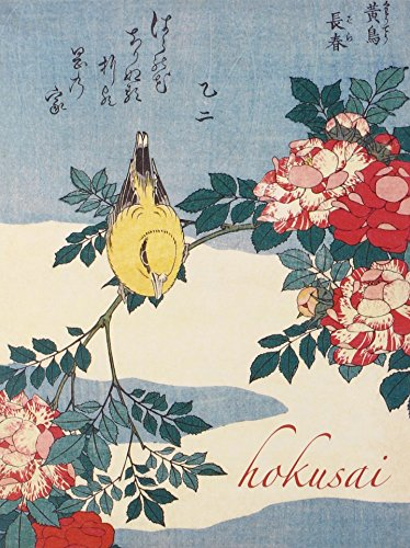 9780735336377: Hokusai Birds & Flowers Portfolio Notes
