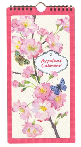 9780735336384: Cherry Blossom Garden: Perpetual Calendar