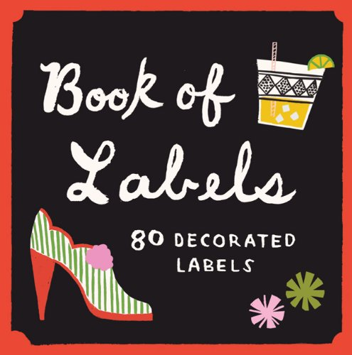 9780735336629: Life's a Party Book of Labels