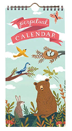 9780735336650: Forest Friends Perpetual Calendar