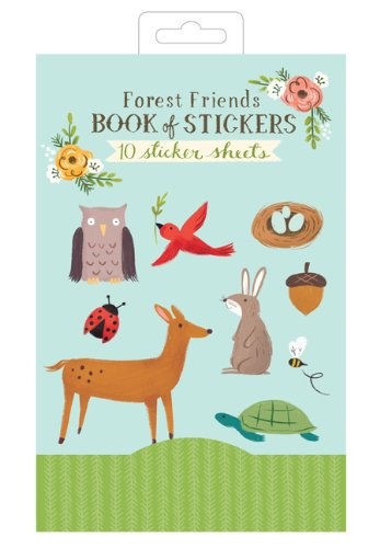 9780735336698: Forest Friends Book of Stickers