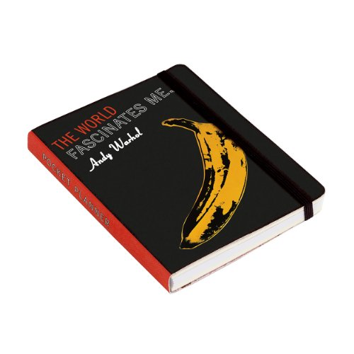 9780735336742: Andy Warhol Pocket Planner