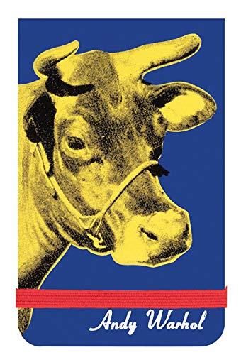 9780735336773: Andy Warhol Cow Mini Journal