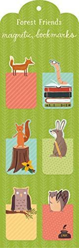 9780735336827: Forest Friends Magnetic Bookmarks