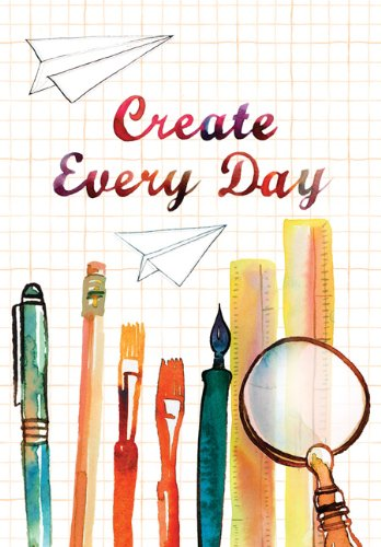 9780735336902: Create Every Day Pocket Journal