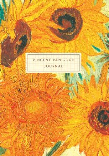 Vincent Florals Pocket Journal