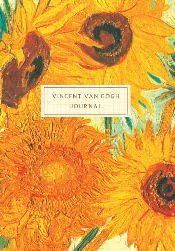 Vincent Florals Pocket Journal