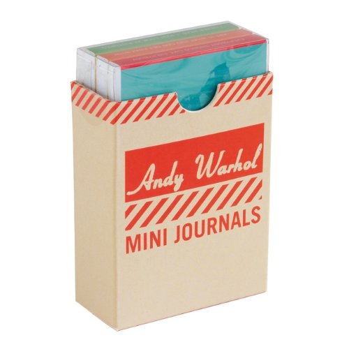 9780735336971: Andy Warhol Philosophy Mini Journals