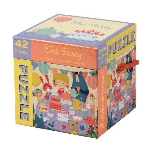 9780735337060: Tea Party Cube Puzzle