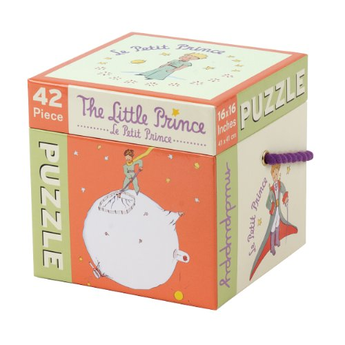 9780735337244: The Little Prince Cube Puzzle
