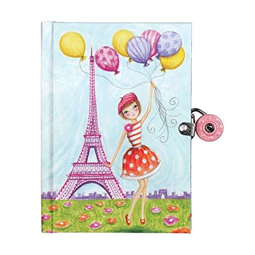 9780735337312: J 'Adore Paris! Locked Diary