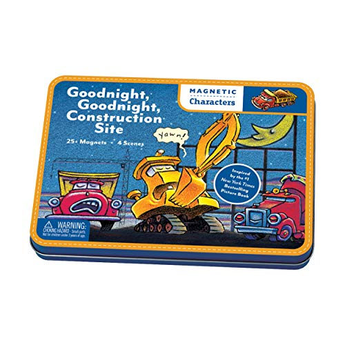 9780735337718: Goodnight, Goodnight Construction Site Magnetic Characters