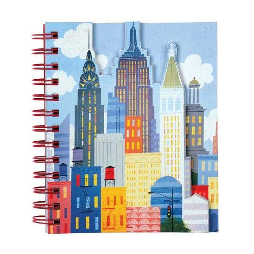 9780735337763: NYC Skyline Layered Journal