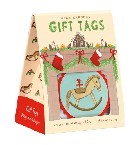 9780735337800: Under The Chimney Holiday Gift Tag