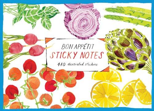 9780735337862: Bon Appetit Sticky Notes