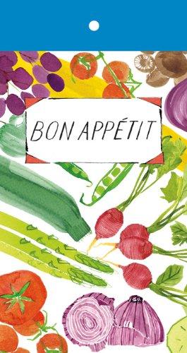 9780735337879: Bon Appetit List Pad