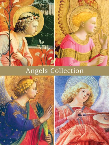 9780735337886: Angels Deluxe Full Note Cards