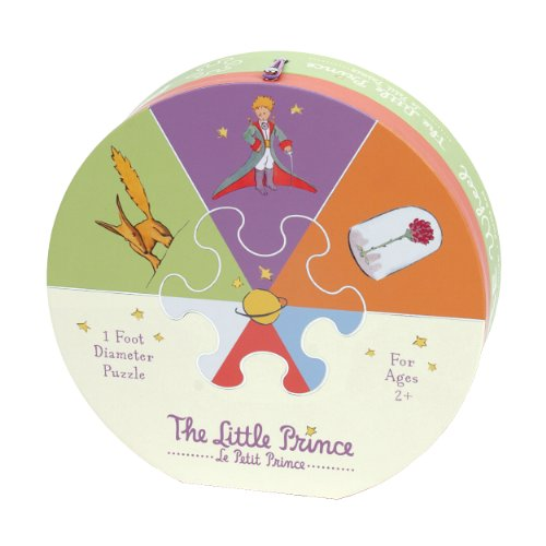 9780735338043: The Little Prince Deluxe Puzzle Wheel