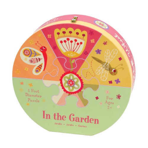 9780735338319: In the Garden Wheel Puzzle