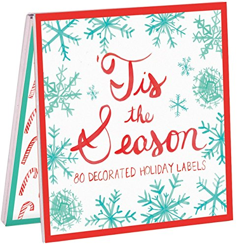 9780735338456: Tis the Season Holiday Labels