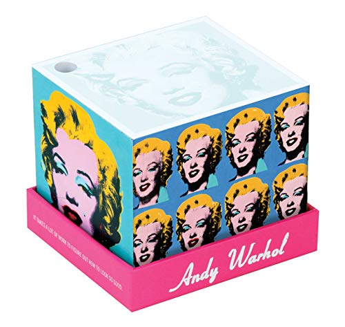 9780735338463: Andy Warhol Marilyn Memo Block