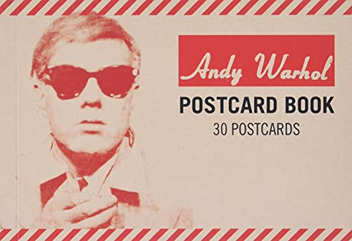 9780735338487: Andy Warhol Postcard Book: 30 Postcards