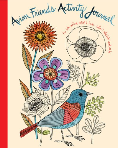 9780735338500: Avian Friends Guided Activity Journal