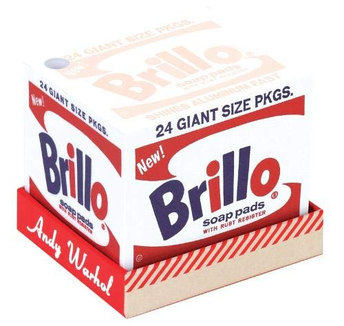 9780735338630: Andy Warhol Brillo Memo Block