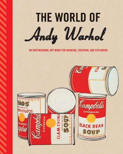 9780735338661: World of Andy Warhol Guided Activity Journal (Warhol Stationery)