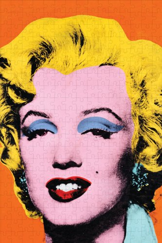9780735338715: Andy Warhol Marilyn 300 Piece Jigsaw Puzzle