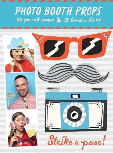 9780735338753: Strike a Pose Photobooth Props