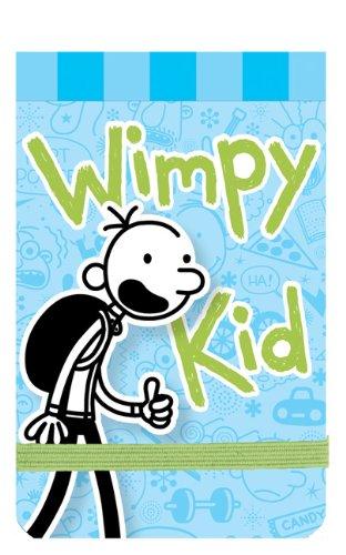 9780735338845: Diary of a Wimpy Kid Greg Mini Jrnl