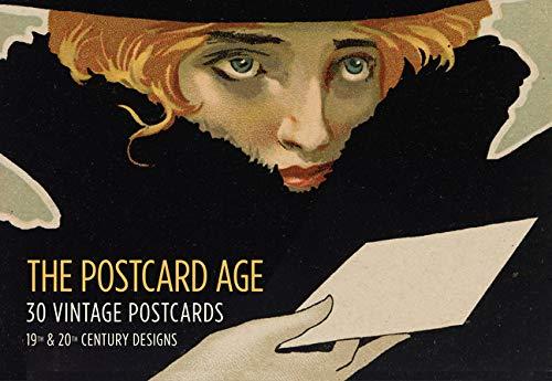 9780735338883: Museum of Fine Arts Postcard Age Postcard Set