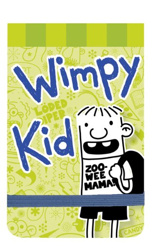 Diary of a Wimpy Kid Rowley Mini Journal: Mudpuppy