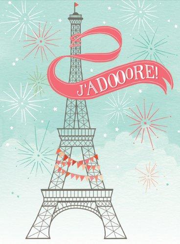 9780735338906: Paris Everyday Embellished Notecards