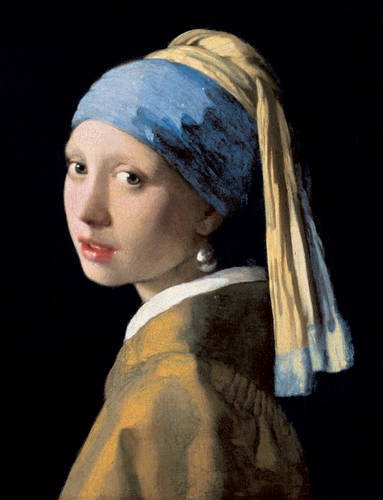 9780735338937: Girl With a Pearl Earring (Portfolio Notes)