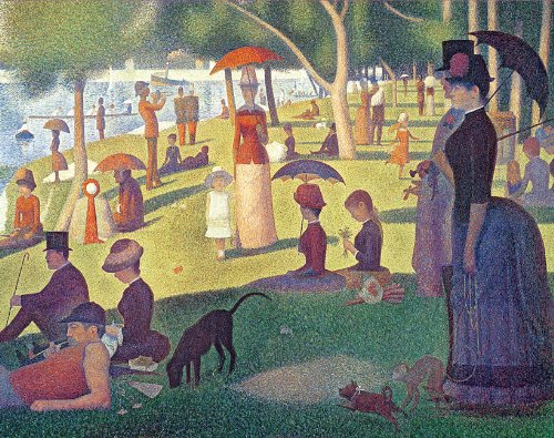 9780735338951: Seurat a Sunday on La Grande Jatte - 1884 Keepsake Box
