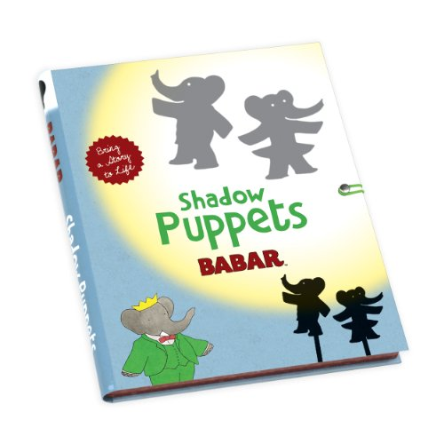9780735339170: Babar Shadow Puppets