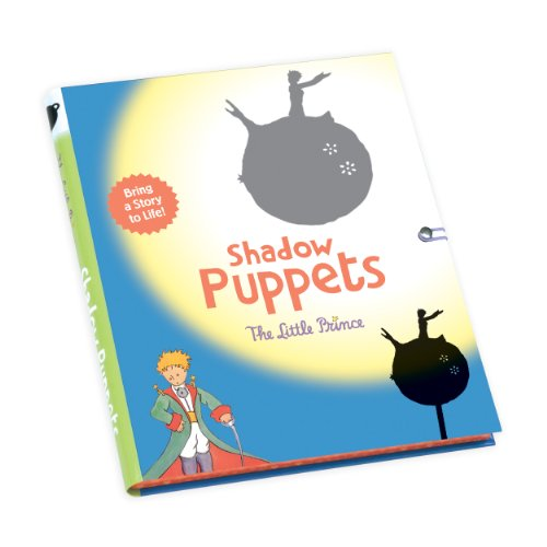 9780735339187: The Little Prince Shadow Puppets