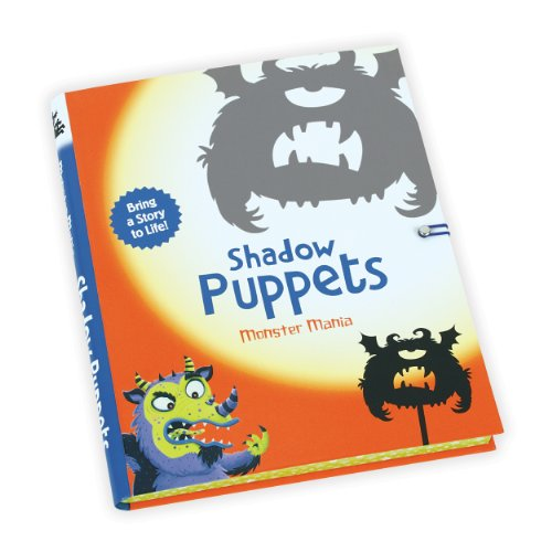 9780735339194: Monster Mania Shadow Puppets