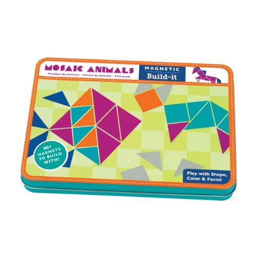 9780735339224: Mosaic Animals Magnetic Build-It