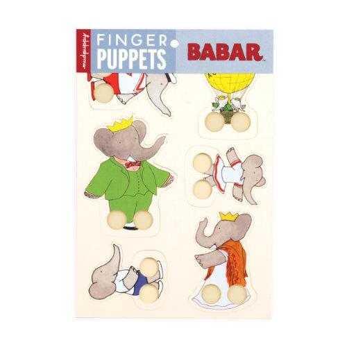 9780735339248: Babar Finger Puppets