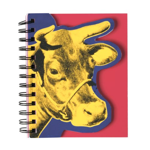 9780735339262: Andy Warhol Cow Layered Journal
