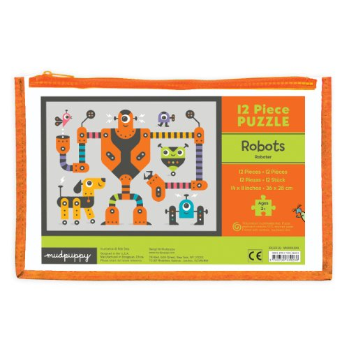 9780735339286: Robots Pouch Puzzle