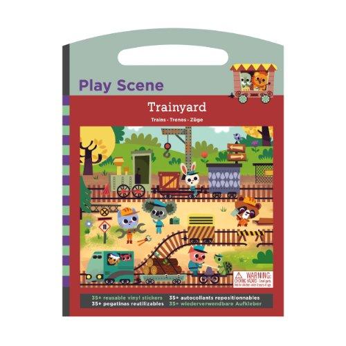 9780735339408: Trainyard Play Scene