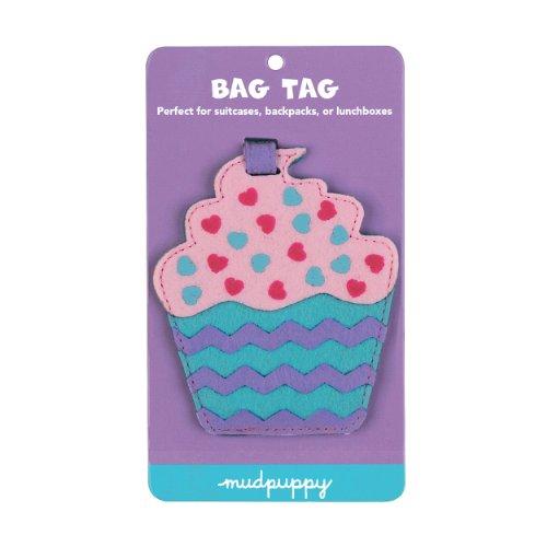 9780735339521: Cupcake Bag Tag