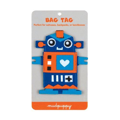 9780735339538: Robot Bag Tag